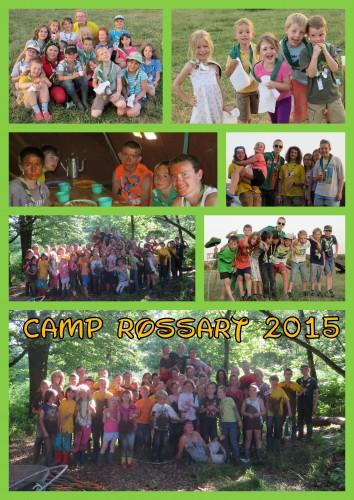 Camp ROSSART 2015